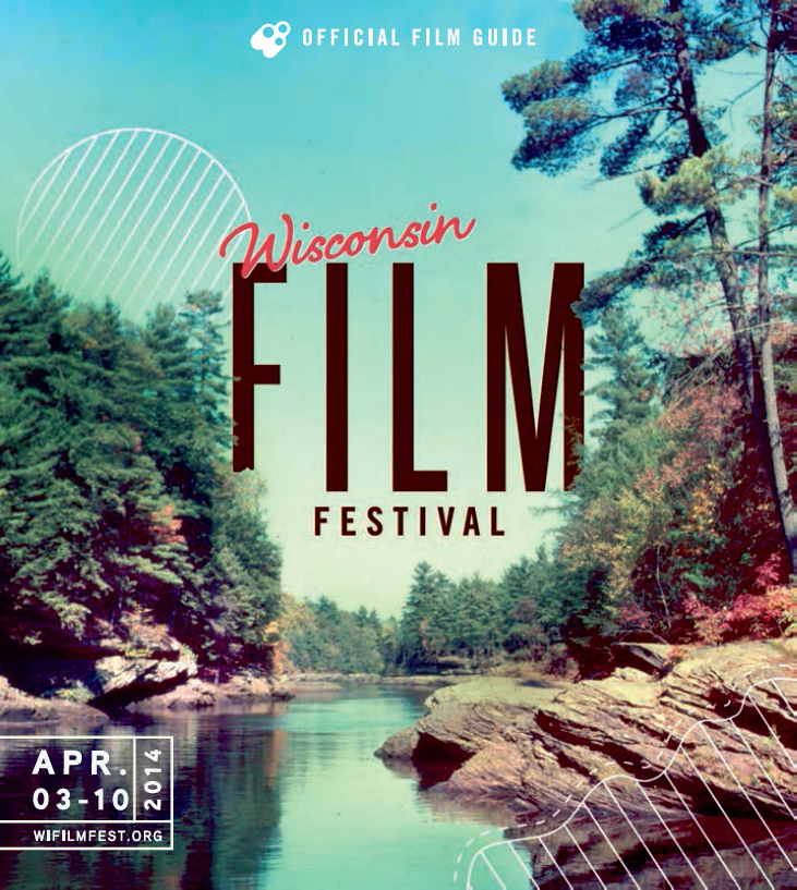 Image of 2014 WI Film Festival Guide