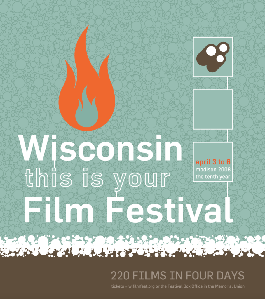 Image of 2008 WI Film Festival Guide