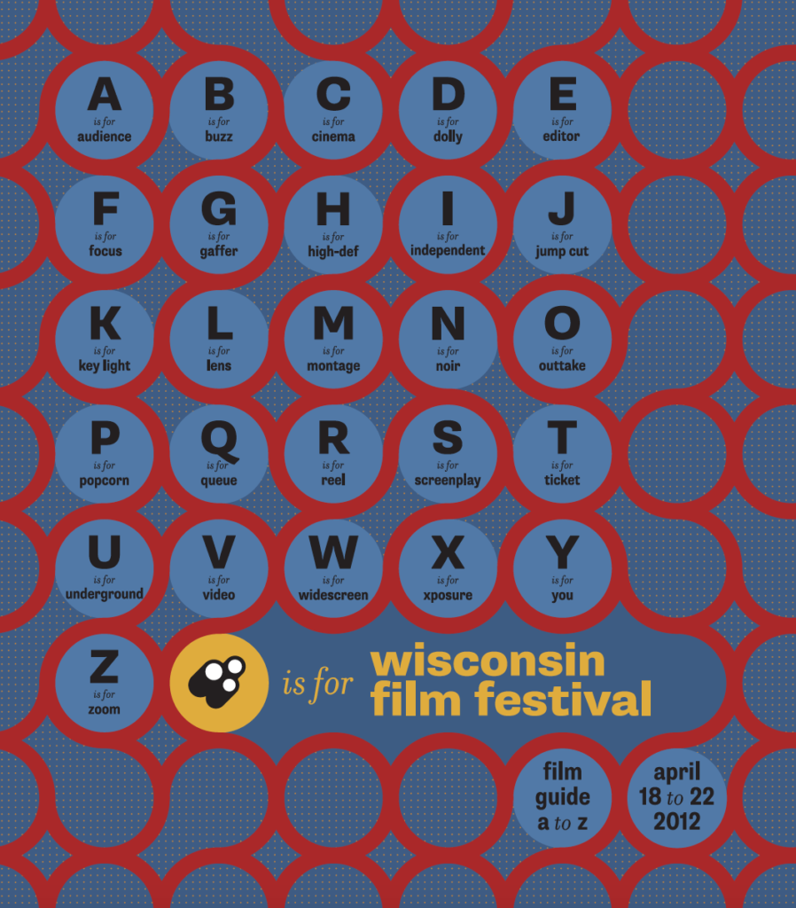 Image of 2012 WI Film Festival Guide
