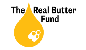 Image of The Real Butter Fund Logo